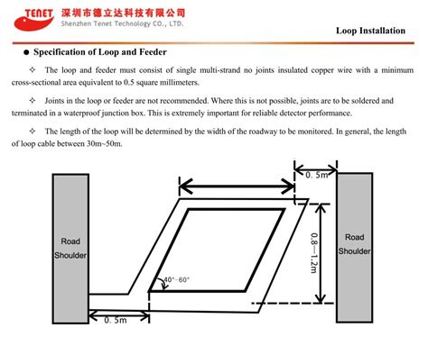 installation bureau boom barrier installation guide wiring diagrams wiring