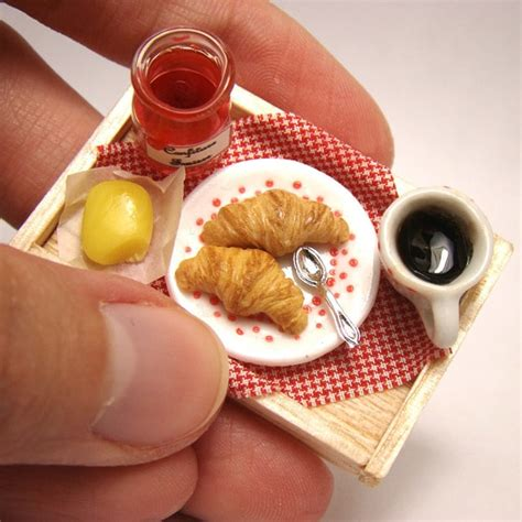 miniature food tiny cakes and savoury creations
