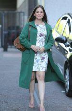 GIOVANNA FLETCHER Leaves ITV Studios in London 06/13/2017 ...