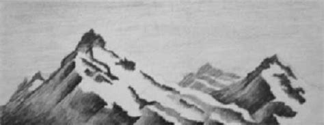 immagini da dipingere ad olio come disegnare le montagne in un paesaggio volume 226