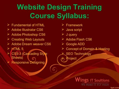 web designing training course in laxmi nagar east delhi