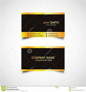 business card eps file free download choice image