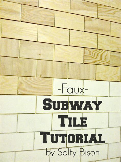 faux tiles tile design ideas