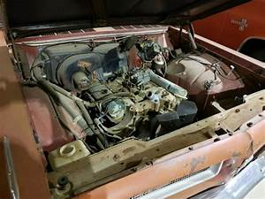 1963 Pontiac Lemans Parts Car 326 V8 Manual Trans
