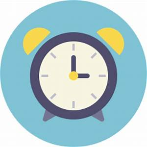 Alarm Icon Flat - Icon Shop - Download free icons for ...