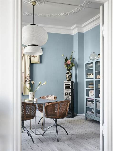 top  color trends home dining room blue dining room