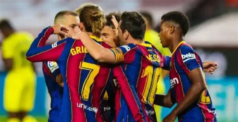 KOEMAN'S 4-2-3-1 FORMATION 'BEST' FOR BARCA - FIFA 21 ...