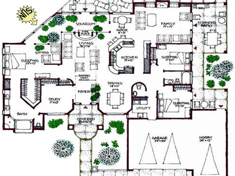 efficient floor plans energy efficient home designs house plans affordable small