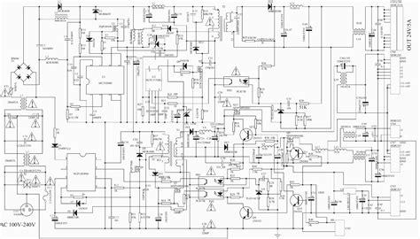 electro  akai lta  lcd tv main power supply