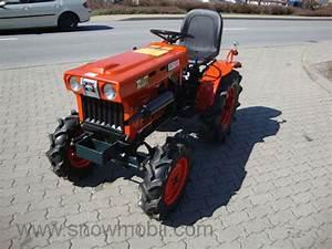 Mini Schlepper Gebraucht : kleintraktor mini traktor kubota b7001 neu lackiert ~ Jslefanu.com Haus und Dekorationen