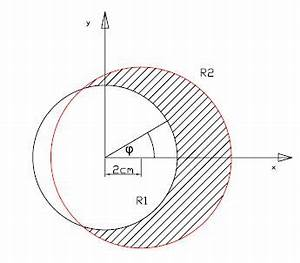 Kreiszylinder Berechnen : mp forum schnittvolumen zweier paralleler exzentrischer zylinder mit zylinderkoordinaten ~ Themetempest.com Abrechnung