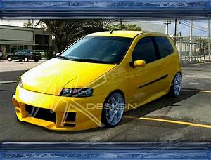 Fiat Punto Mk2 Front Bumper