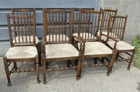 Set 8 English Oak Spindleback Chairs Farmhouse Spindle Antique Dining Tables Auckland How Do You Know If An Is Worth Money Outdoor Metal Chairs American In Paris Antiques Va Dealers Dunedin Nz Oriental Melbourne Wooden Fire Surrounds Scotland Antiqued Mirror Diamond Pattern Backsplash Tiles