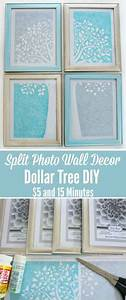 diy wall decor using dollar tree trays and dollar tree With what kind of paint to use on kitchen cabinets for dollar tree stickers