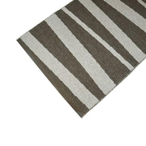 tapis de couloir design tapis de couloir are beige et brun sofie sjostrom design 70x100