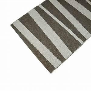Tapis De Couloir : tapis de couloir are sofie sjostrom design beige et brun 70x200 ~ Teatrodelosmanantiales.com Idées de Décoration