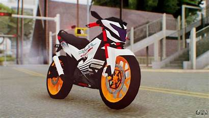 Sonic Honda 150r Gta Andreas San Sa