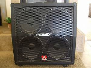 Peavey 4 X 12 Speaker Cabinet Sheffield Speakers Stereo