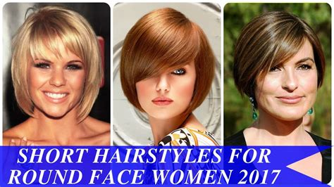 short hairstyles   face women  youtube