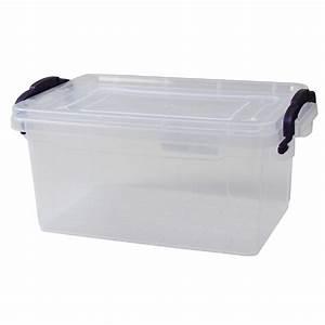 Plastikbox Mit Deckel Groß : aufbewahrungsbox 1 75 22 l lagerbox box mit deckel stapelbox lebensmittelecht ebay ~ Markanthonyermac.com Haus und Dekorationen