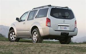 2005 Nissan Pathfinder - Information And Photos