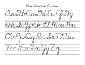 currsive writing spoodawgmusic cursive calligraphy alphabet