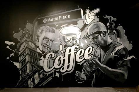 Graffiti Coffee : Graffiti Artists For Hire