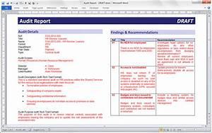 internal audit procedure template - 22 images of audit methodology template
