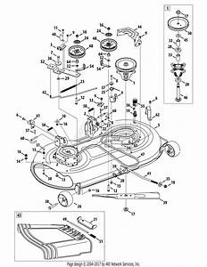 29 Bolens Lawn Mower Parts Diagram Model 13am762f765