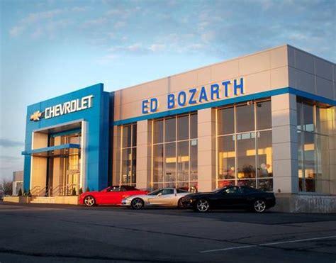 Ed Bozarth Chevrolet Buick Gmc  Topeka, Ks 666091229 Car