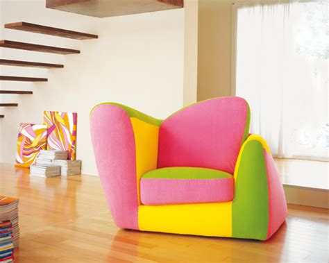colorful furniture funny and bright furniture set for cool kids room baby collection by adrenalina digsdigs