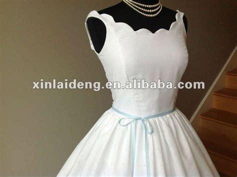 1950's Plus Size Wedding Dress