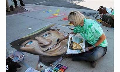 Chalk Among Skill Levels John Creates Ninth