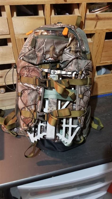 saddle hunting pack tapatalk sent using