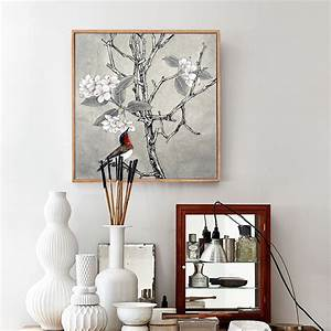 Aliexpress buy peony and plum traditional chinese