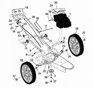 Craftsman 917773710 Parts List And Diagram   Ereplacementparts Com