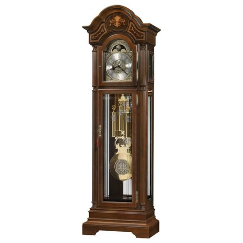 grandfather clock howard miller harding 611248 611 248