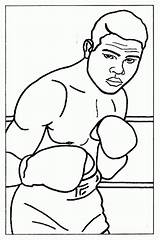 Boxer Coloring Boxing Pages Joe Louis Sheet Sheets Printable Template Books Dog Olympic Puppy Popular Realistic Library Clipart Results Coloringhome sketch template