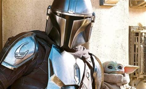 The Mandalorian (Season 2 Episode 1) Disney+, Star Wars ...