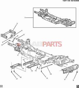 25863531  Saab Bar  Rear Bumper Imp