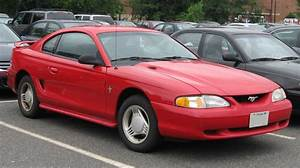 Ford Mustang (fourth generation) - Wikipedia