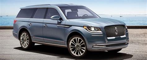 2018 Lincoln Navigator Flagship Suv Might Look Like This