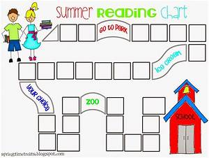 Spring Time Treats  Updated Reading Chart