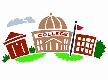College Clip Clipart Success University Student Colleges