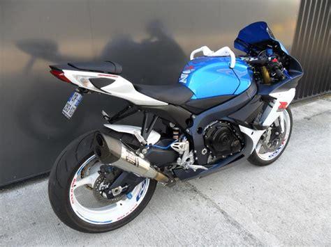 Motos D'occasion Challenge One Agen  Suzuki 750 Gsxr K13