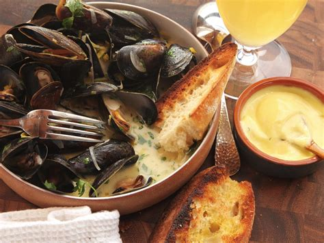 moules marinieres sailor style mussels recipe