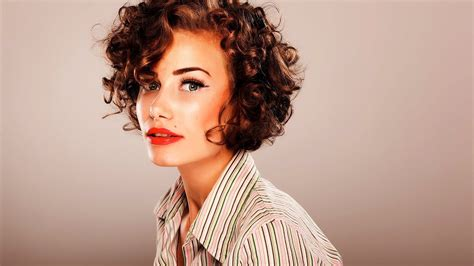 style short curly hair short hairstyles youtube