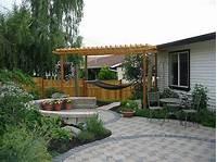 nice garden design patio ideas Great Landscaping Ideas on a Budget Backyard : Home ...