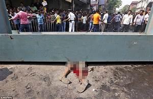 India's Kolkata flyover collapse kills scores with 150 ...