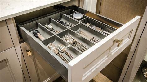 tiroir d accessoires de cuisine accessoires sur mesure